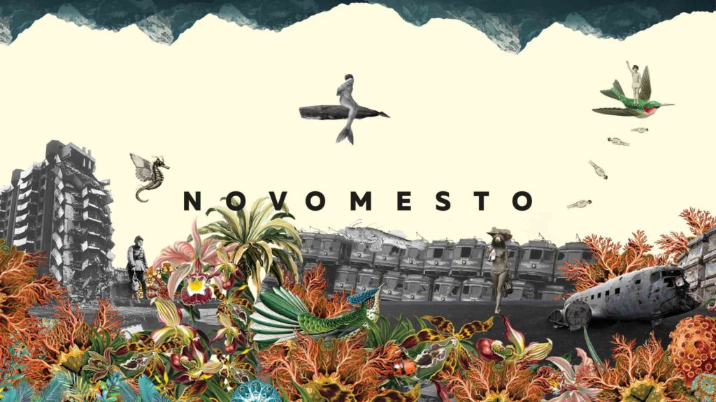 Novomesto DisculpiStudio Design 1024x576 - NOVOMESTO. Disseny artwork. Portada CD. Vilafranca del Penedès.