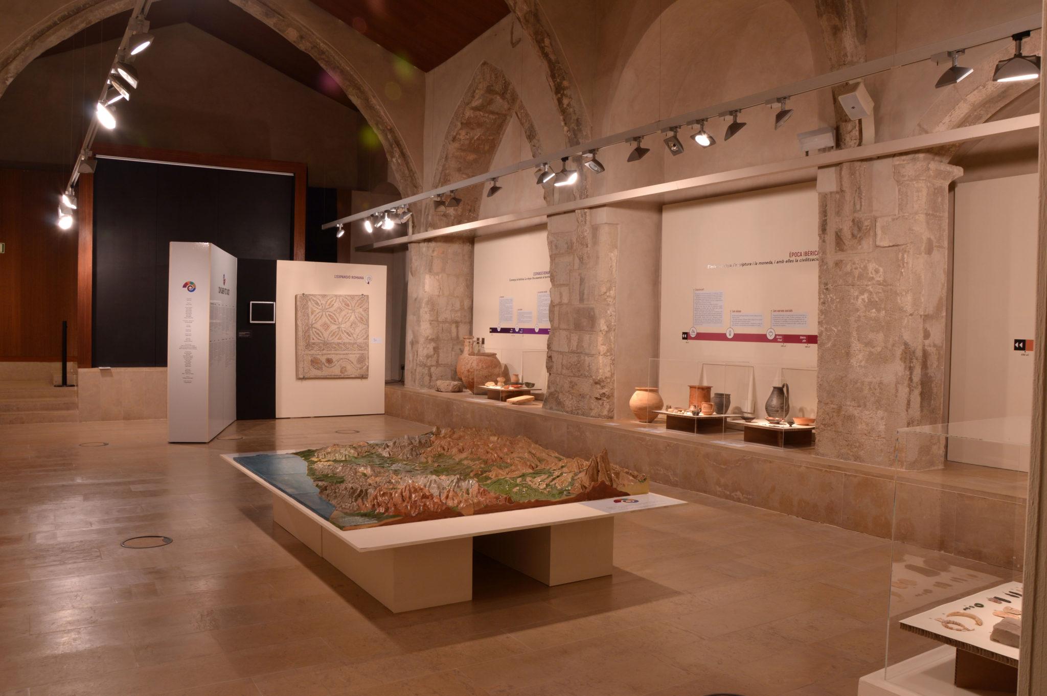 Abans de la Vinya Angels Pinyol A - ABANS DE LA VINYA - Disseny de l'exposició sobre la història de la Vinya