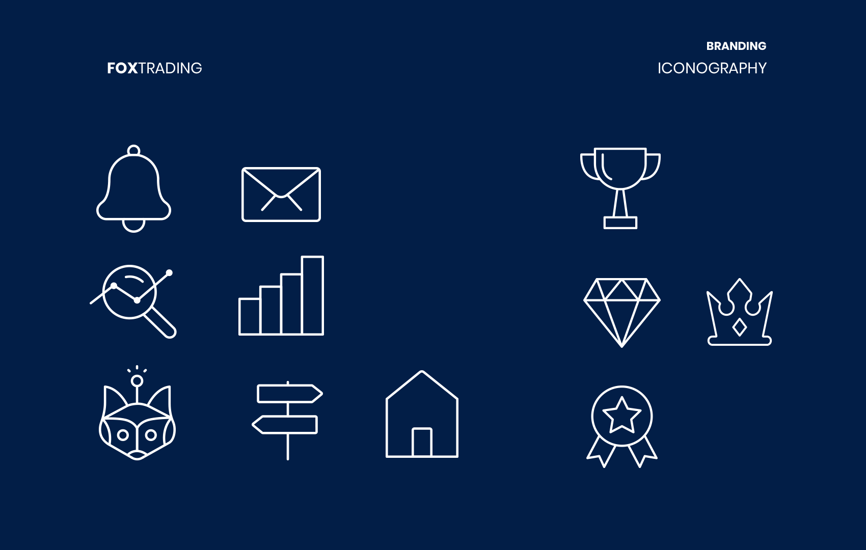 disculpi-fox-trading-rebranding-crypto-vilafranca-penedes-disseny-grafic-web-icons