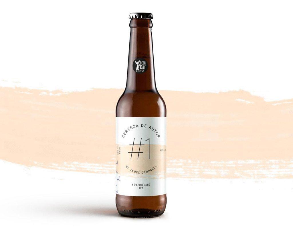 cerveza de autor disculpi studio label design penedes beer craft still tmp 1024x823 - BEERCAT. Disseny d'etiquetes per cervesa artesanal a Vilafranca del Penedès.
