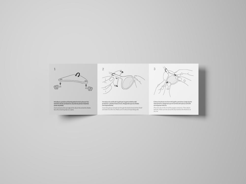 disculpi studio blinkset identity branding visual logo infographics motion graphics animation vilafranca penedes barcelona carla angelspinyol instruccions - BLINKSET. Branding & Motion Graphics. Barcelona, Spain.